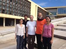 Neurochlore's team, 2013