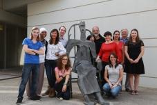 Neurochlore's team, 2015