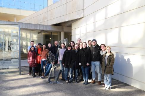 Neurochlore's team, 2017