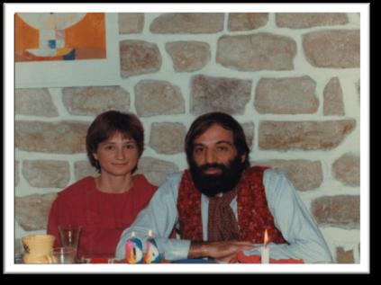 Constance Hammond and Yehezkel Ben-Ari